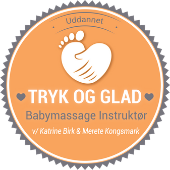 babymassage instruktør uddannelse
