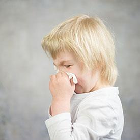 Zoneterapi mod forkølelser.